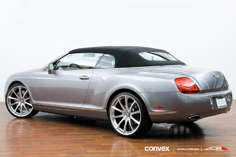 Ace 22 Quot Convex Wheels W Bentley Continental Gt Gtc