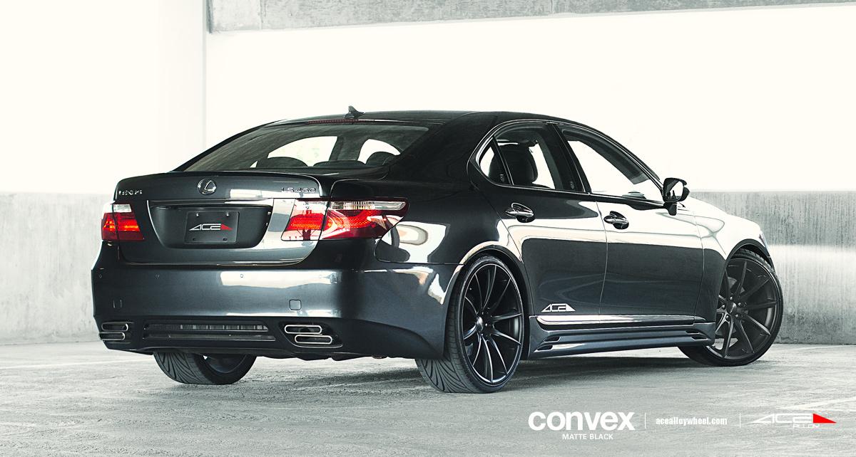 Ace 22 Quot Convex Wheels W Lexus Ls460 Clublexus Lexus