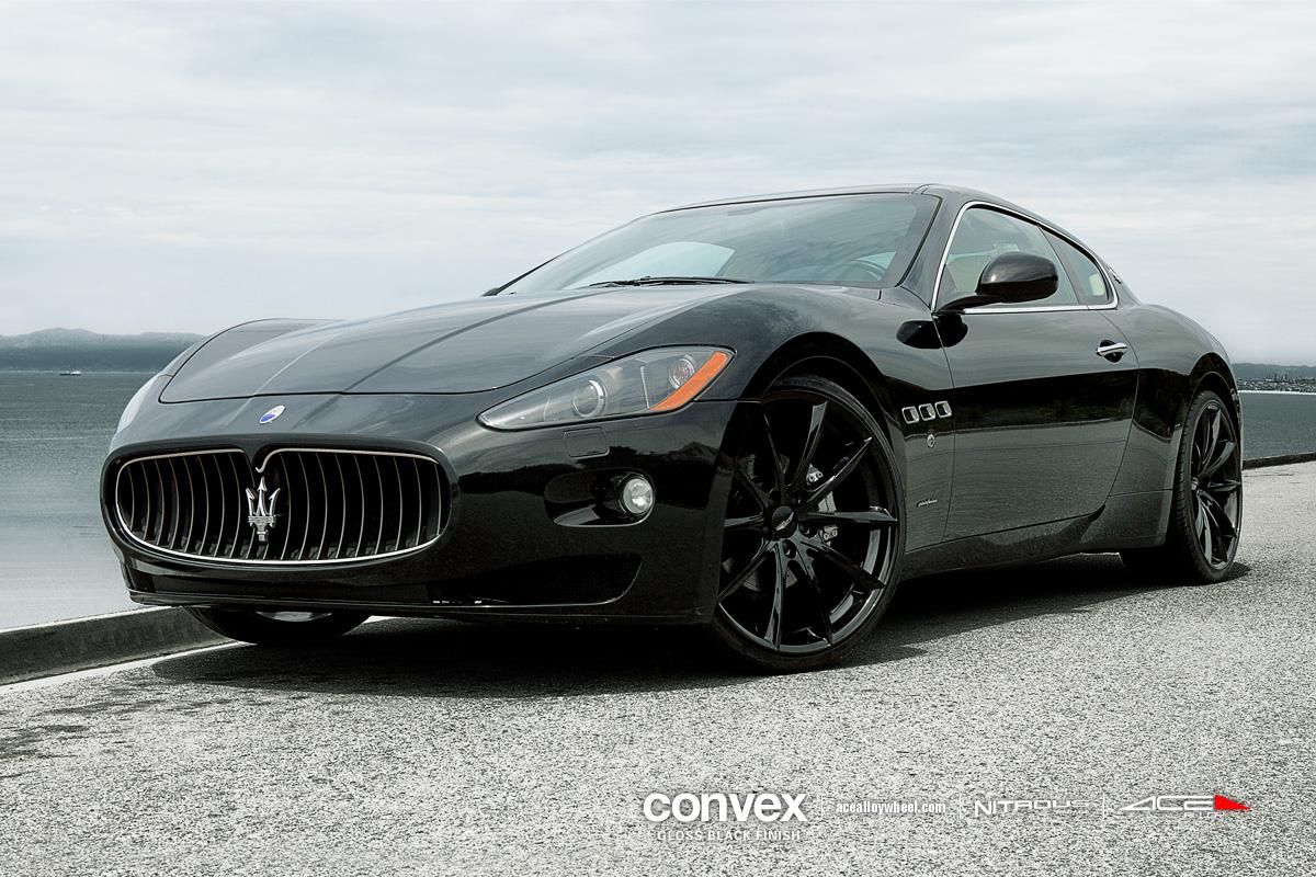 Ace 22 Quot Convex Wheels W Maserati Granturismo