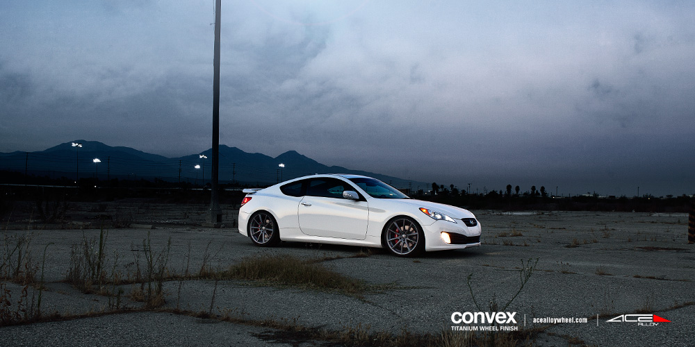 Ace 20 Quot Convex Wheels W Hyundai Genesis Coupe Grand Touring Teamspeed Com